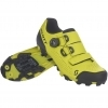 SHOE MTB TEAM BOA yellow/black