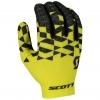 GLOVE RC TEAM LF sulphur yellow/black