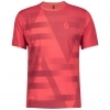 SHIRT MŚ DEFINED S/SL fiery red