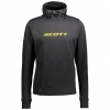 PULLOVER MŚ DEFINED FT black/sulphur yellow