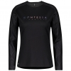 SHIRT WŚ TRAIL CONTESSA SIGN. L/SL black