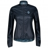 JACKET WŚ ENDURANCE WB midnight blue/glace blue