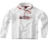 SWEATSHIRT SCOTT LOGO white